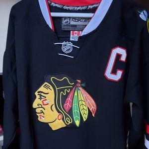 Nhl chicago Blackhawks reebok Jersey